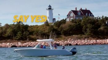 Yamaha Outboards Say Yes to Reliability Sales Event TV Spot, 'Turn the Key' - Thumbnail 2