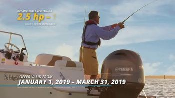 Yamaha Outboards Say Yes to Reliability Sales Event TV Spot, 'Turn the Key' - Thumbnail 4