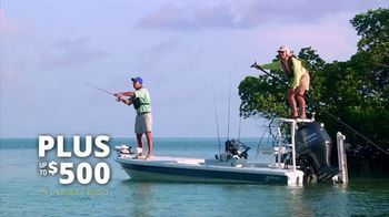 Yamaha Outboards Say Yes to Reliability Sales Event TV Spot, 'Turn the Key' - Thumbnail 6