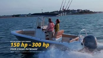 Yamaha Outboards Say Yes to Reliability Sales Event TV Spot, 'Turn the Key' - Thumbnail 7