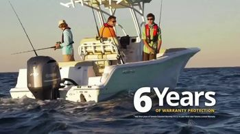 Yamaha Outboards Say Yes to Reliability Sales Event TV Spot, 'Turn the Key' - Thumbnail 8