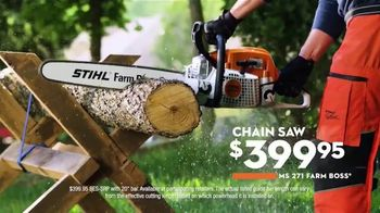 Legendary Power: Chain Saw, Pressure Washer & Handheld Blower thumbnail
