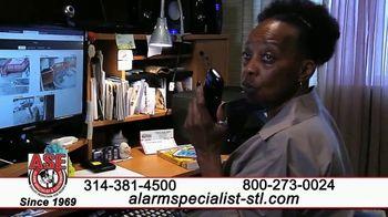 Alarm Specialist & Electronics TV Spot, 'Burglaries' - Thumbnail 5