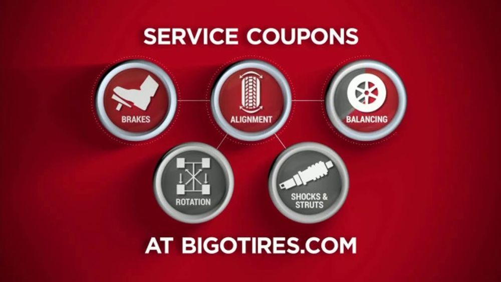 Big O Tires New Year Sale Tv Commercial Coupons Video
