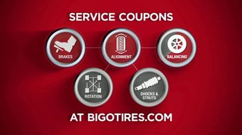 Big O Tires New Year Sale TV Spot, 'Coupons' - Thumbnail 4