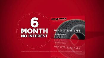 Big O Tires New Year Sale TV Spot, 'Coupons' - Thumbnail 5