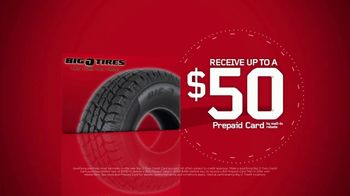 Big O Tires New Year Sale TV Spot, 'Coupons' - Thumbnail 7