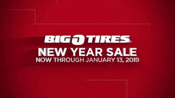 Big O Tires New Year Sale TV Spot, 'Coupons' - Thumbnail 9