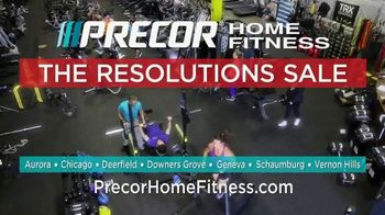 Precor Home Fitness The Resolutions Sale TV Spot, 'New Year, New You' - Thumbnail 9