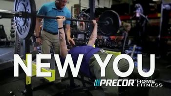 Precor Home Fitness The Resolutions Sale TV Spot, 'New Year, New You' - Thumbnail 2