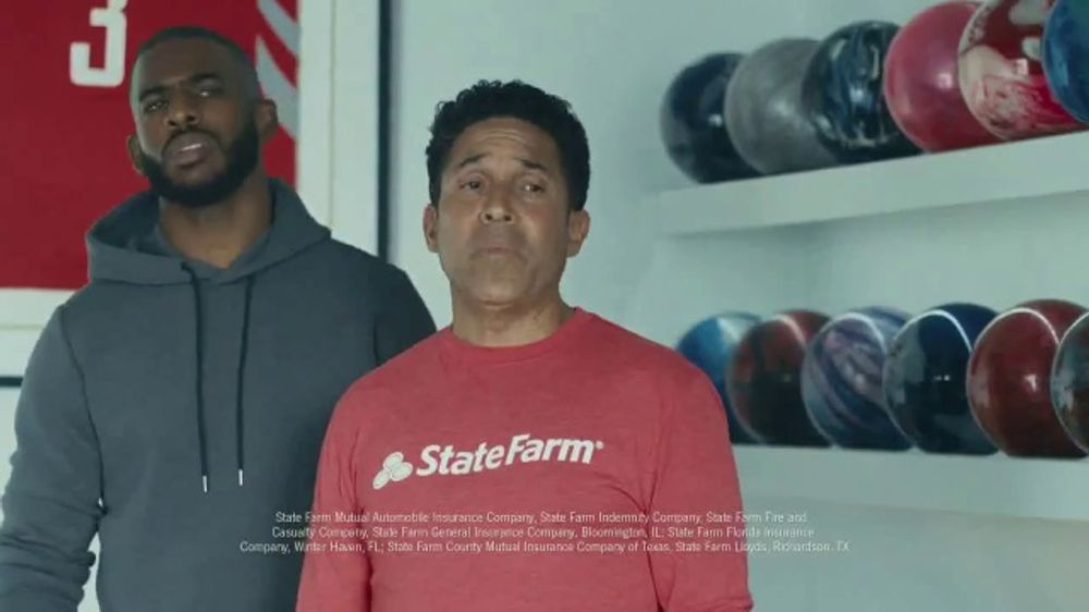 State Farm TV Commercial, 'Deer' Featuring Chris Paul ...