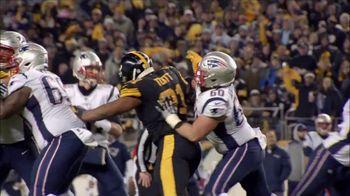 Intuit TV Spot, 'NFL: Steelers vs. Patriots' - Thumbnail 3