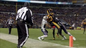 Intuit TV Spot, 'NFL: Steelers vs. Patriots' - Thumbnail 6