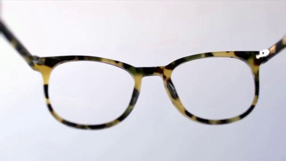 Warby Parker TV Commercial, 'Cellulose Acetate: FSA or HSA Dollars'