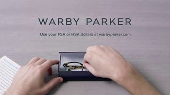 Warby Parker TV Spot, 'Cellulose Acetate: FSA or HSA Dollars' - Thumbnail 10