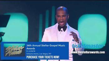 The Stellar Awards TV Spot, '2019 Orleans Arena'