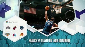 NBA TV Spot, '2019 NBA All-Star Voting' - 133 commercial airings