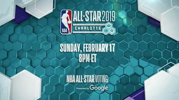 NBA TV Spot, '2019 NBA All-Star Voting' - Thumbnail 9