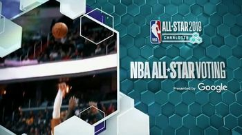 NBA TV Spot, '2019 NBA All-Star Voting' - Thumbnail 3