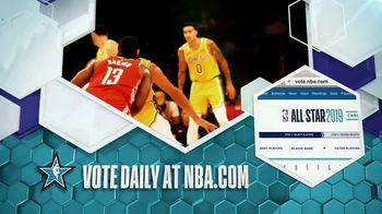 NBA TV Spot, '2019 NBA All-Star Voting' - Thumbnail 6