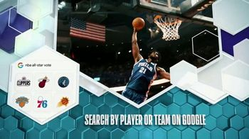 NBA TV Spot, '2019 NBA All-Star Voting'