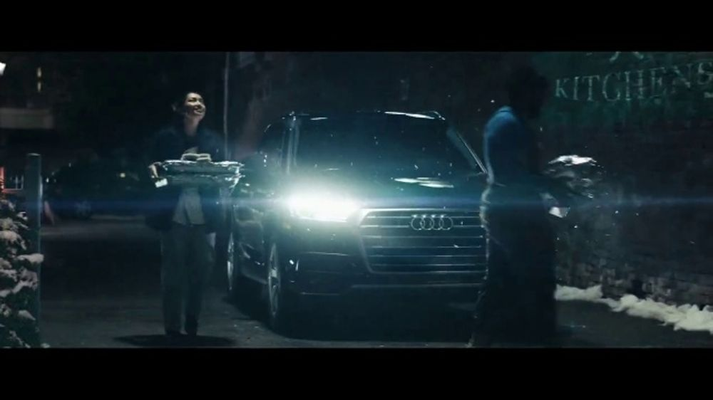 Audi Season of Audi Sales Event TV Commercial, 'The Night Before Christmas 2.0' [T2]