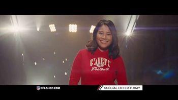 NFL Shop TV Spot, 'Chiefs and Seahawks Fans' - Thumbnail 1