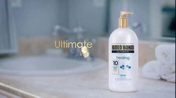 Gold Bond Ultimate Healing TV Spot, 'Winter: Dry and Crinkly' - Thumbnail 10