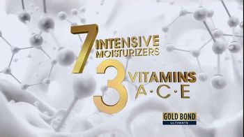 Gold Bond Ultimate Healing TV Spot, 'Winter: Dry and Crinkly' - Thumbnail 7