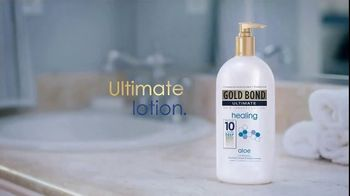 Gold Bond Ultimate Healing TV Spot, 'Winter: Dry and Crinkly' - Thumbnail 9