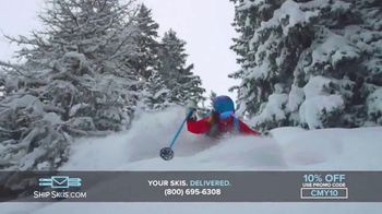 Ship Skis TV Spot, 'Your Skis And Snowboard Delivered' - Thumbnail 2