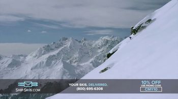 Ship Skis TV Spot, 'Your Skis And Snowboard Delivered' - Thumbnail 3