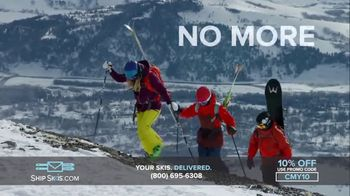 Ship Skis TV Spot, 'Your Skis And Snowboard Delivered' - Thumbnail 4