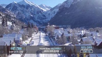 Ship Skis TV Spot, 'Your Skis And Snowboard Delivered' - Thumbnail 7