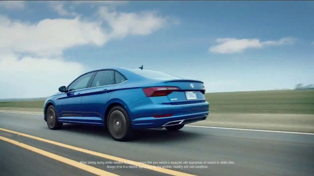 Volkswagen Drive to Decide Event TV Commercial, 'Holiday Test Drive' [T2]