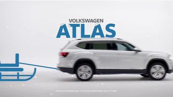 Volkswagen Drive to Decide Event TV Spot, 'Holiday Test Drive' [T2] - Thumbnail 3