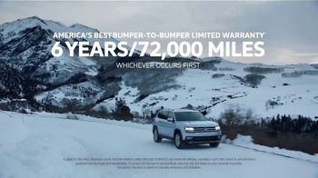 Volkswagen Drive to Decide Event TV Spot, 'Holiday Test Drive' [T2] - Thumbnail 5