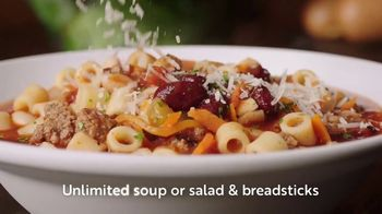 Olive Garden To Go TV Spot, '2019 Everyday Value Music Forward' Song by Jeremy Fisher - Thumbnail 3