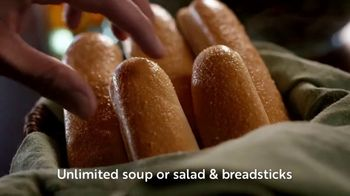 Olive Garden To Go TV Spot, '2019 Everyday Value Music Forward' Song by Jeremy Fisher - Thumbnail 4