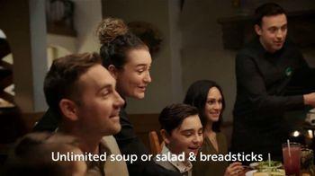 Olive Garden TV Spot, '2019 Everyday Value: Italian Generosity' - Thumbnail 4