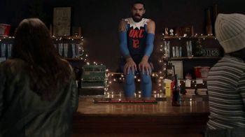 Budweiser TV Spot, 'Deck the Shelves With NBA Elves' Featuring Kyle Kuzma, Steven Adams - Thumbnail 7