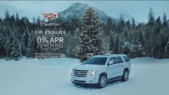 2018 Cadillac Escalade TV Spot, 'Sibling Rivalry' [T2] - Thumbnail 9