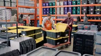The Home Depot TV Spot, 'Storage Solutions: Storage Shelf' - Thumbnail 5