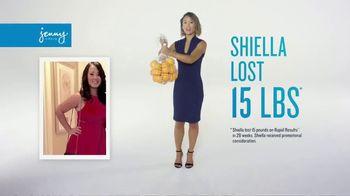 Jenny Craig Rapid Results TV Spot, 'Shiella: $120 in Free Food' - Thumbnail 1