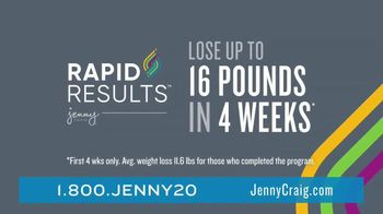 Jenny Craig Rapid Results TV Spot, 'Shiella: $120 in Free Food' - Thumbnail 5