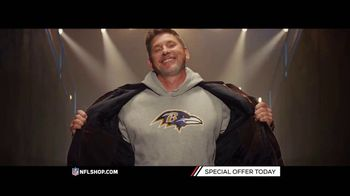 NFL Shop TV Spot, 'Ravens and Chargers Fans'