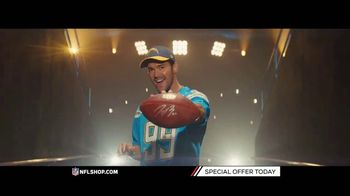 NFL Shop TV Spot, 'Ravens and Chargers Fans' - Thumbnail 6