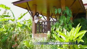 Apple Vacations End of Year Sale TV Spot, 'Soak up the Sun' - Thumbnail 7