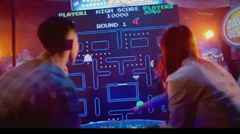 Dave and Buster's TV Spot, 'Half Price Games Wednesday: Now Open at 10 a.m.'