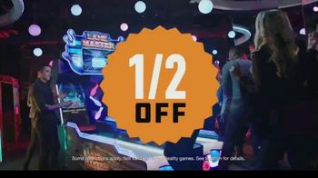 Dave and Buster's TV Spot, 'Half Price Games Wednesday: Now Open at 10 a.m.' - Thumbnail 7